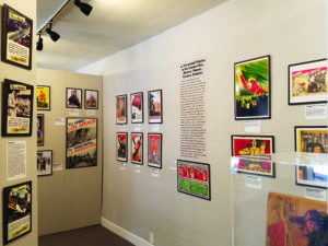 The collection of propaganda at The Museum of International Propaganda has taken the founders more than 30 years to compile. Photo courtesy of The Museum of International Propaganda.
