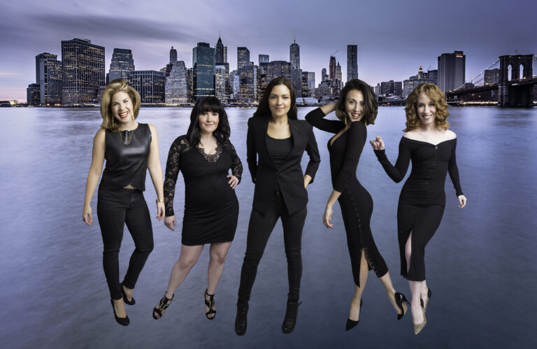 The Ladies of Broadway