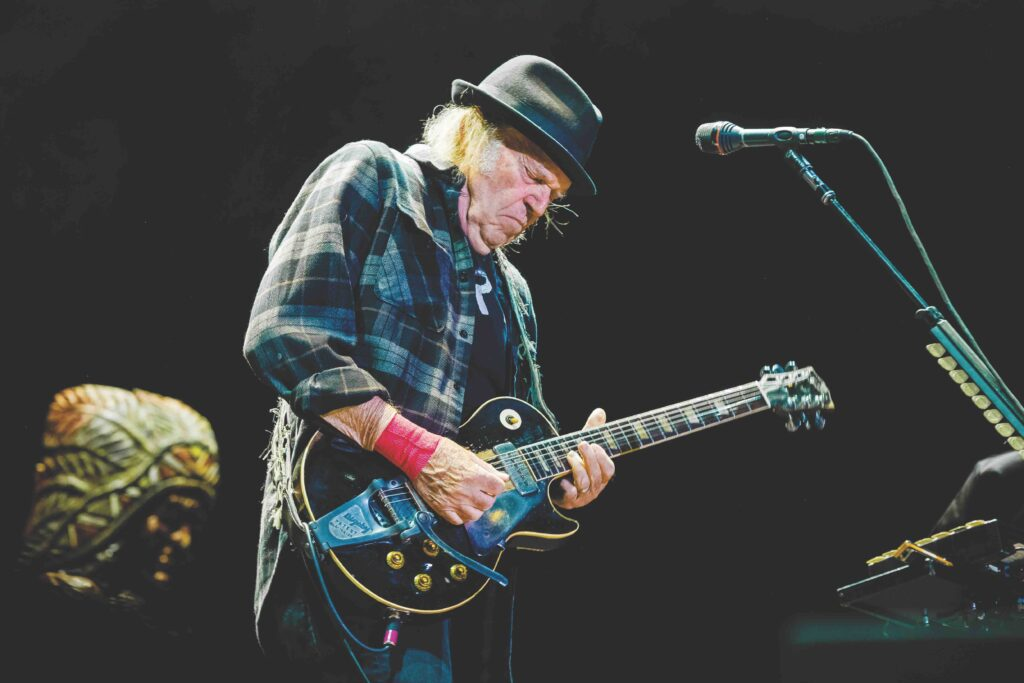 Neil Young Project Censored 2021