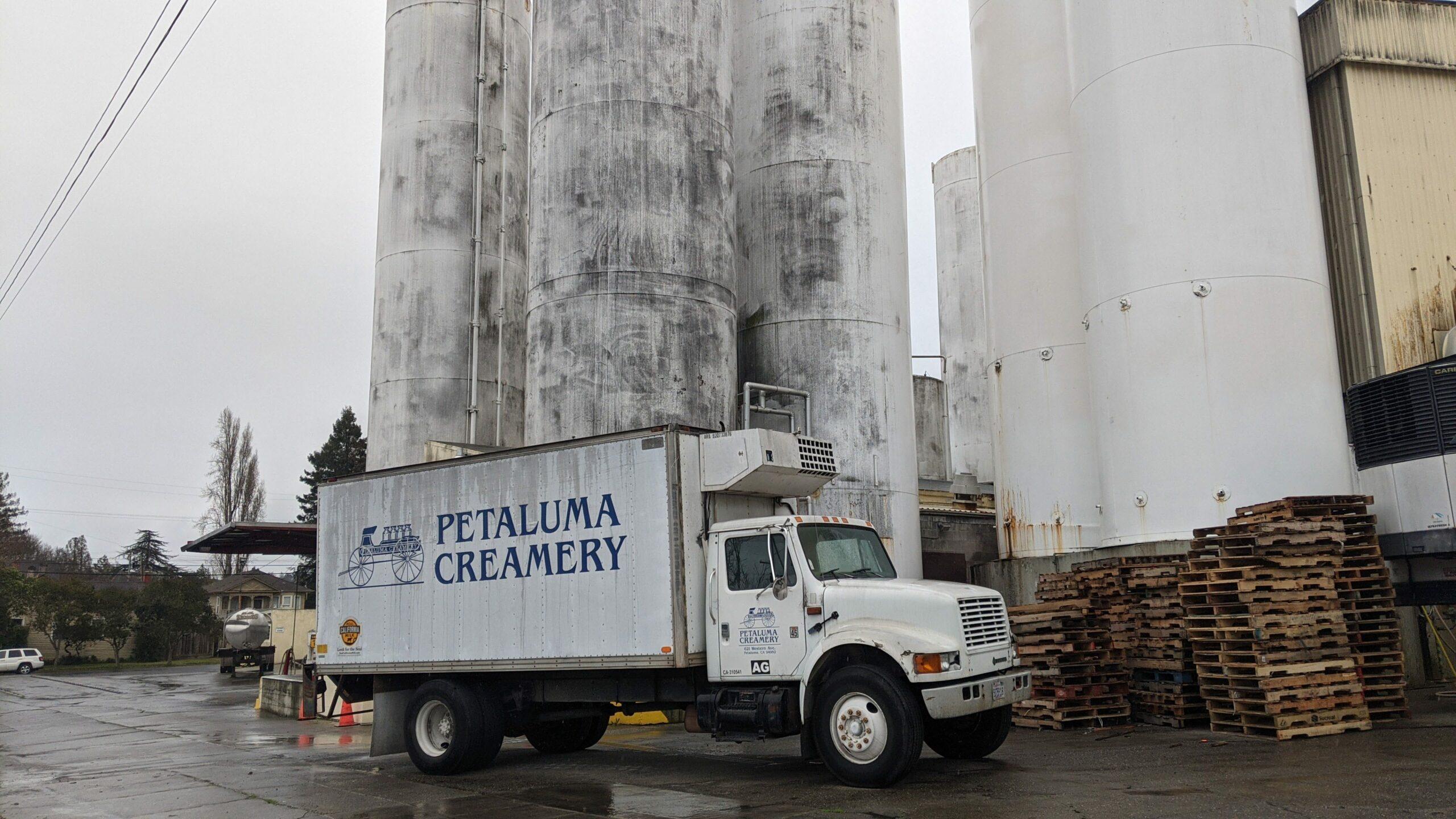 Petaluma Creamery Sonoma County Daedalus Howell
