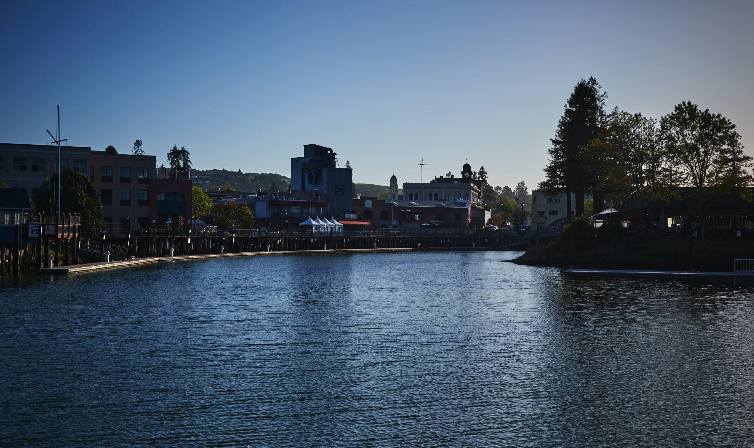 Petaluma River, California - June 2021